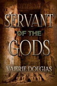 Servant of the Gods by Valerie Douglas @ValerieDouglasA