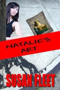 Natalie's Art, book 5 Frank Renzi series by Susan Fleet