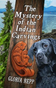 Gift Guide: The Mystery of the Indian Carvings by Gloria Repp