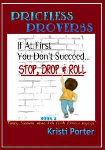Priceless Proverbs – Book 2 by Kristi Porter
