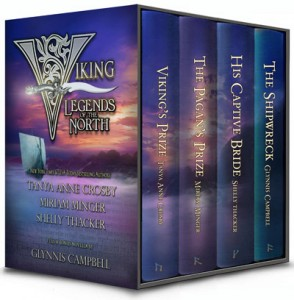 Viking: Legends of the North by Tanya Anne Crosby, Glynnis Campbell, Shelly Thacker, Miriam Minger