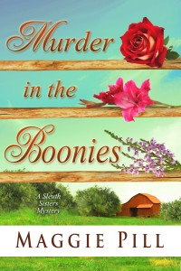 Murder in the Boonies by Maggie Pill