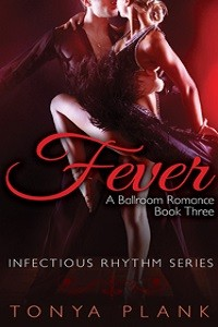 Bargain Book:  Fever: A Ballroom Romance, Book Three by Tonya Plank