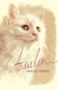 Avalon: a Heartwarming True Cat Story by Vanessa Morgan