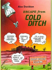 Bargain Book:  Escape from Cold Ditch by Alan Davidson