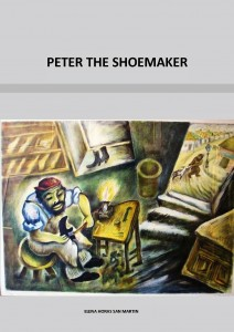 Peter the Shoemaker by Elena Horas San Martin