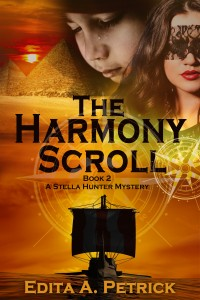 Bargain Book:  The Harmony Scroll by Edita A. Petrick