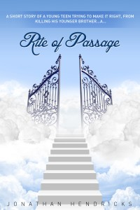 Bargain Book:  Rite of Passage by Jonathan Hendricks
