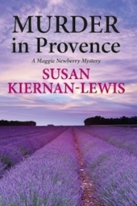 FEATURED BOOK: Murder in Provence by Susan Kiernan-Lewis