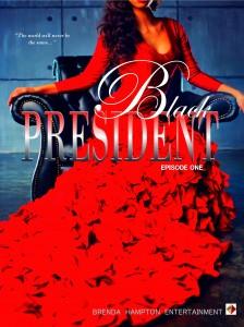 Black President by Brenda Hampton