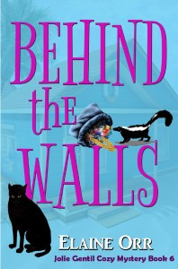 FEATURED BOOK: Behind the Walls by Elaine Orr