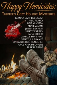 FEATURED BOOK: Happy Homicides: Thirteen Cozy Holiday Mysteries