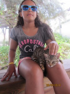 Interview with Author – Yasmine Hamdi