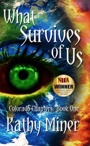 Buyer's Guide: What Survives of Us by Kathy Miner