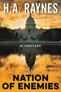 Bargain Book:  Nation of Enemies by H.A. Raynes