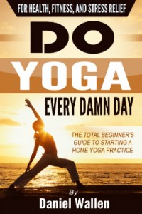 Do Yoga Every Damn Day by Daniel Wallen