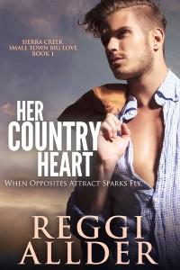 Her Country Heart by Reggi Allder