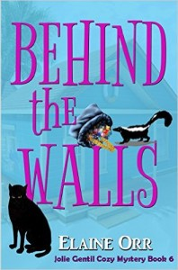 Buyer's Guide: Behind the Walls by Elaine Orr