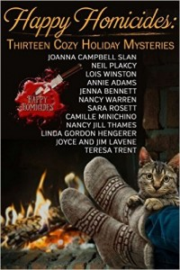 Buyer's Guide: Happy Homicides: Thirteen Cozy Holiday Mysteries by multiple