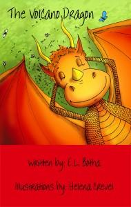 The Volcano Dragon by E. L. Botha