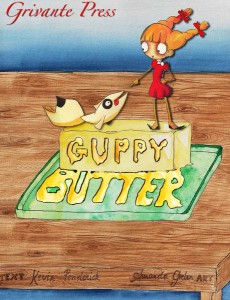 Guppy Butter by Kevin Penelerick