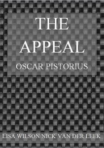 THE APPEAL: Oscar Pistorius by Lisa Wilson