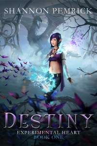 Destiny by Shannon Pemrick