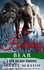 Her Holiday Bear by Marie Mason