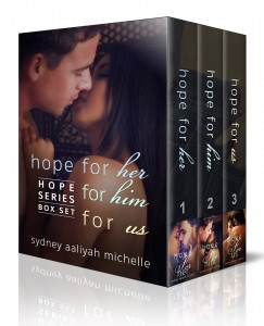 Hope: A Sports Romance by Sydney Aaliyah Michelle