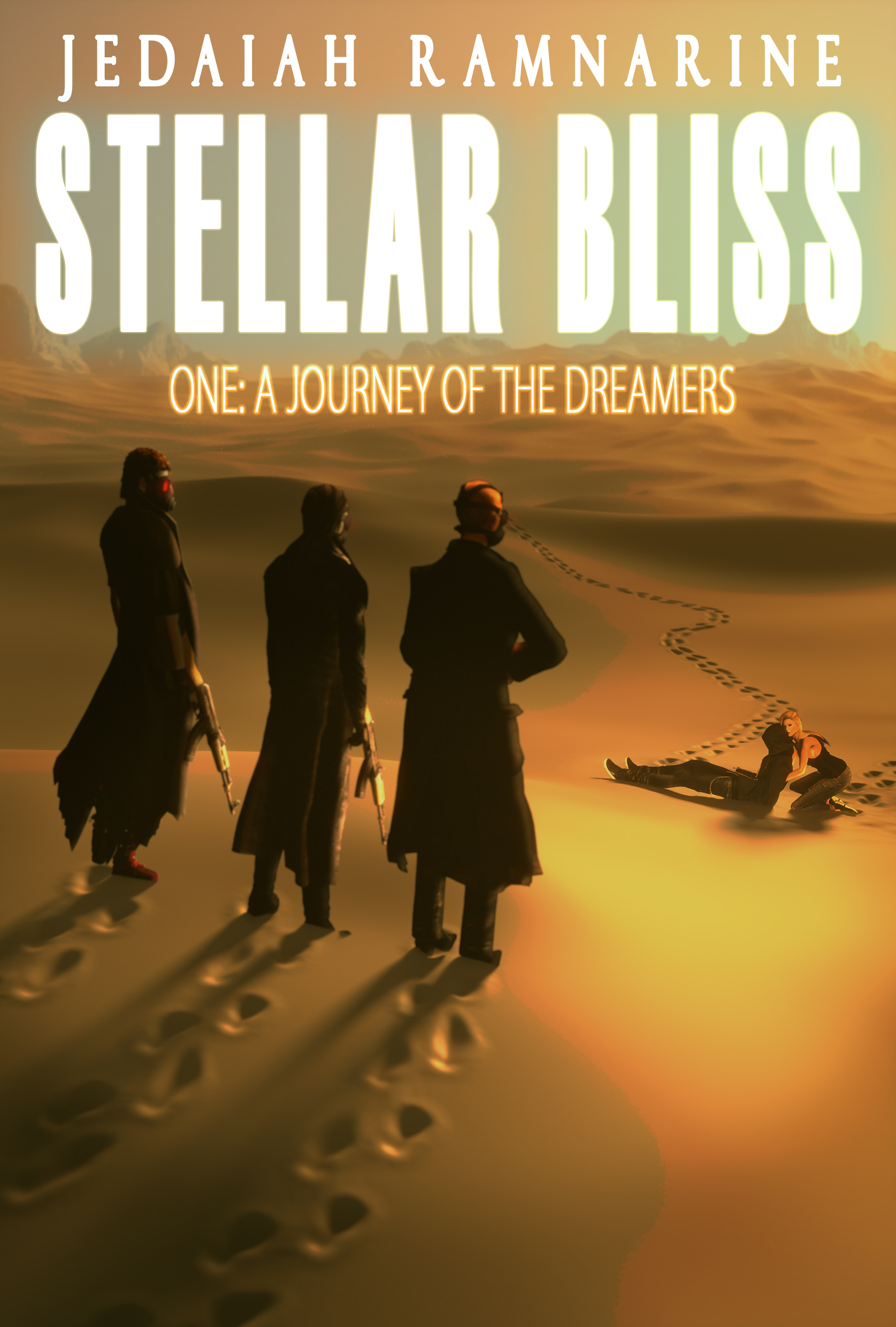 Bargain Book: Stellar Bliss One: A Journey Of The Dreamers By Jedaiah  Ramnarine