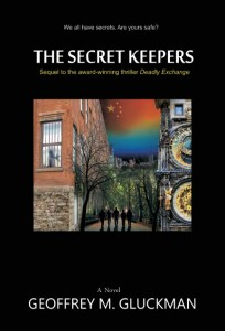 The Secret Keepers by Geoffrey M Gluckman