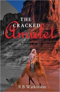 The Cracked Amulet by R B Watkinson