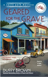 Bargain Book for 02/08/2016:  Geared for the Grave by Duffy Brown