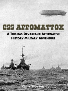 CSS Appomattox by Chris Stoesen