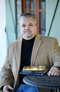 Interview with Author – Jeff W. Horton