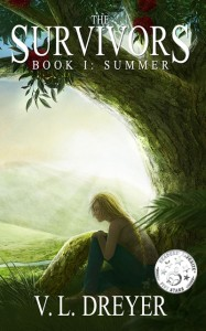 The Survivors Book I: Summer by V. L. Dreyer