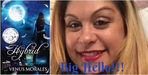 Interview with Author – Venus Morales