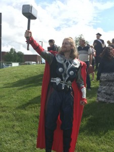 Me-as-Thor