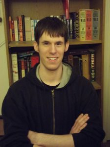 Interview with Author – Alex Hansen