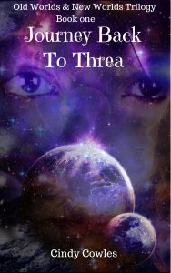 Journey Back To Threa by Cindy Cowles
