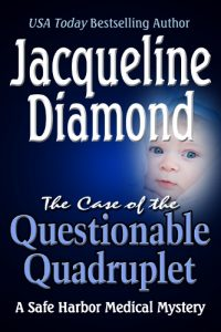 The Case of the Questionable Quadruplet by Jacqueline Diamond
