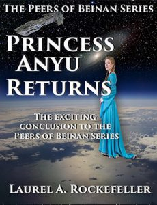 Princess Anyu Returns by Laurel A. Rockefeller