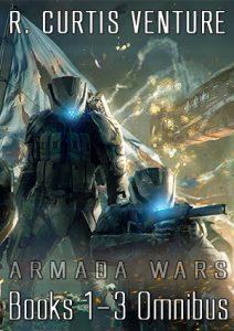Armada Wars: Books 1-3 Omnibus by R. Curtis Venture