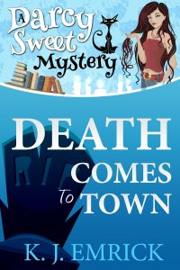 Featured PermaFree eBook: Death Comes to Town by K.J. Emrick