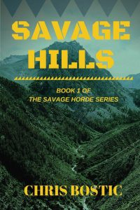 Savage Hills by Chris Bostic