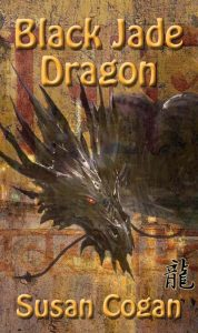 Black Jade Dragon by Susan Brassfield Cogan