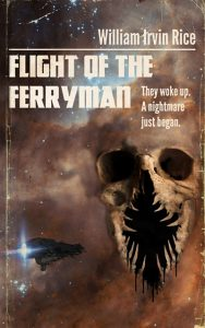 Flight of the Ferryman by William Irvin Rice