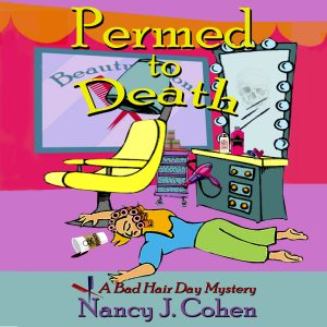 Audio Book: Permed to Death by Nancy J. Cohen