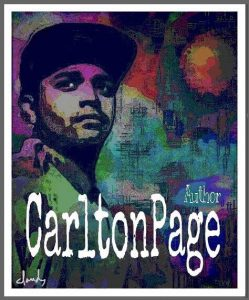 Interview with Author – Carlton Page