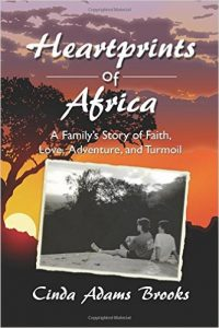 Heartprints of Africa by Cinda Adams Brooks